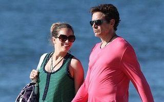 Robert Downey Jr. a divulgat sexul copilului: va fi tată de băiat