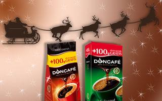 Doncafé – gustul bogat al sărbătorilor de iarnă