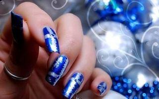 Manichiură specială pentru Crăciun: 25 de modele pentru unghiile tale