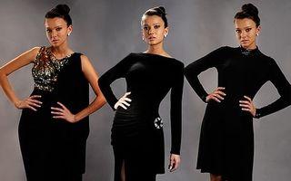 De Sărbători, Cătălin Botezatu scoate trei rochii la concurs!