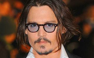 Noua reşedinţă a lui Johnny Depp: 13 camere şi 12 băi!
