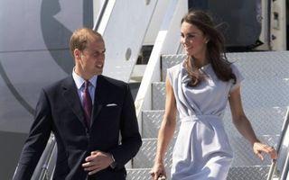 Ce cadouri au primit Kate şi William în vizitele oficiale