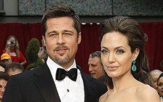 Angelina Jolie şi Brad Pitt l-au vizitat pe Obama