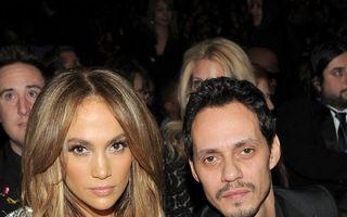 Jennifer Lopez şi Marc Anthony, din nou împreună?