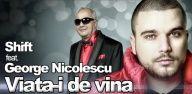George Nicolescu cântă hip hop cu Shift