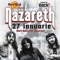 Nazareth cântă vineri în Bucureşti, la Hard Rock Cafe!
