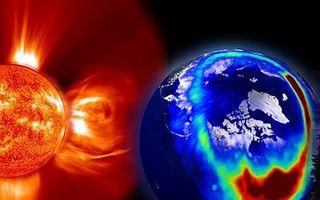 Ce efecte va avea furtuna magnetică ce se îndreaptă spre Terra