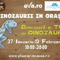 Dinozaurii sunt în oraș! Lumea preistorică reînvie în Plaza România, la Kids's Dino Dig