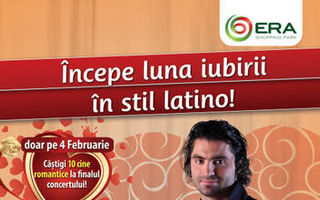 Concert incendiar Pepe si povesti de dragoste in luna iubirii la Iasi