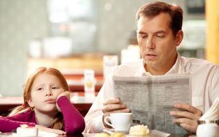 Copilul tău: 5 consecinţe psihologice produse de indiferenţa părinţilor