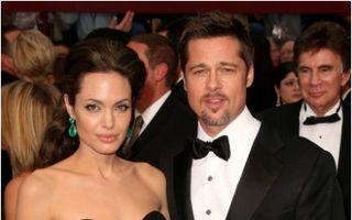 Brad Pitt și Angelina fac nuntă în primăvară