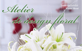 Atelier de design floral -Winter Mood