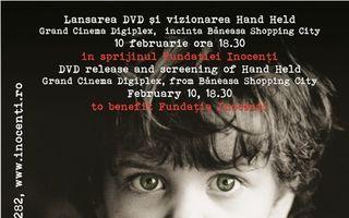 Lansarea DVD-ului si vizionarea documentarului Hand Held