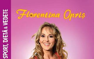 """Florentina Opriş lanseaza prima ei carte – """"Sport, dietă şi vedete"""""""