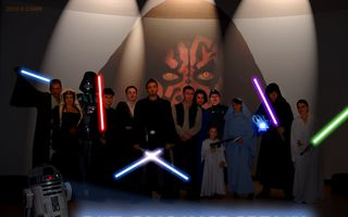 "Star Wars Festival la Grand Cinema Digiplex: ""Forta fie cu tine !"""