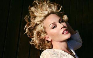 Kylie Minogue, ameninţată pe Twitter de un fan
