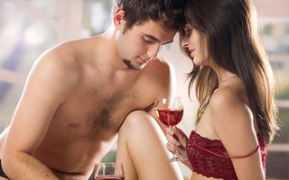 7 fantezii erotice de Ziua Îndrăgostiţilor. Cum să încălzeşti atmosfera?