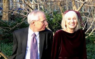 Poveste de dragoste: Mama lui Ethan Hawke s-a măritat cu iubitul din tinereţe