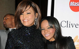 Fiica lui Whitney Houston nu a avut voie să vadă cadavrul