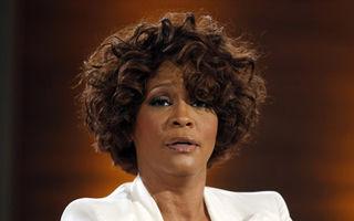 Whitney Houston, găsită cu capul în apă