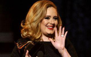 Premiile Grammy 2012: Adele este marea câştigătoare!
