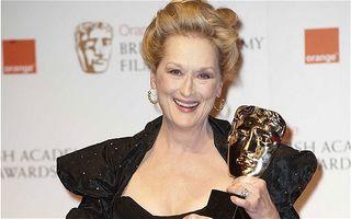 """Premiile BAFTA 2012: Filmul """"The Artist"""", marele câştigător"""