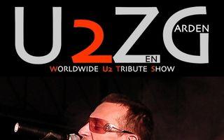 Turneu ZEN GARDEN - U2 WORLDWIDE OFFICIAL TRIBUTE in Romania