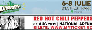 Vesti bune pentru fanii Red Hot Chili Peppers - inca 500 de bilete disponibile la Gold Circle!