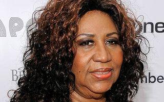Aretha Franklin s-a dat lovită la slujba lui Whitney