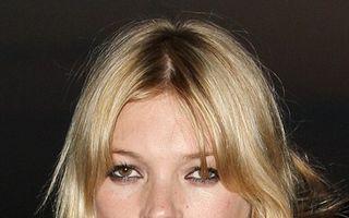 Kate Moss a paralizat după o noapte de petrecere