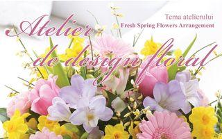 FLOWERS GARDEN – ATELIERE DE DESIGN FLORAL