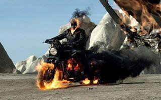 În Grand Cinema Digiplex, Ghost Rider: Demonul răzbunării - expoziţie de recuzită şi costume