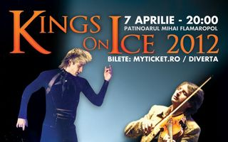 Kings On Ice 2012 este aproape sold-out!