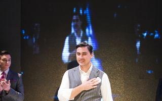 Peste 250 de invitaţi au admirat aseară noua colecţie Alexandru Ciucu