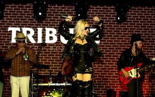 Loredana sărbătoreşte Dragobetele în club Tribute
