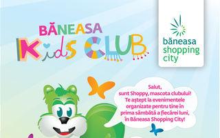 Primăvara începe cu Băneasa Kids Club!