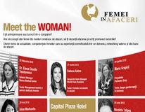 """Femei in Afaceri continua seria de intalniri de Business Networking din cadrul proiectului """"Meet the WOMAN!"""""""