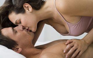 8 secrete ale unui preludiu reuşit. Află ce să-i faci ca să-l înnebuneşti!