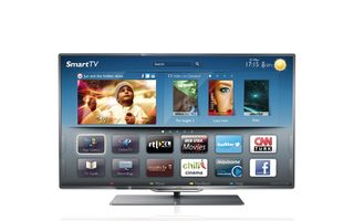 Televizor cu functie Smart TV de la Philips