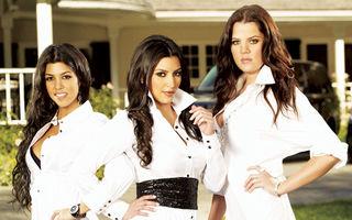 Surorile Kardashian, acuzate de campanie mincinoasă