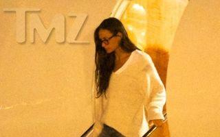 Demi Moore s-a întors în Los Angeles
