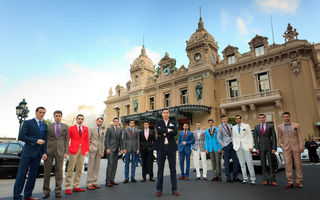 Alexandru Ciucu s-a remarcat la Monte Carlo. Milionarii lumii au pus ochii pe costumele lui!