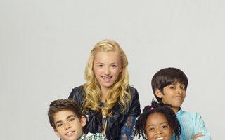 Râdeţi pe cinste cu Jessie, noul serial de la Disney Channel