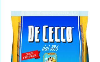 Parmafood Group Distribution vă oferă cele mai bune paste italiene De Cecco de acum într-un nou ambalaj