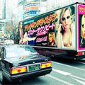 Imagini cu Alexandra Stan pe străzile din Tokio