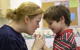 Copiii cu autism vor avea de astăzi un nou Centru multidisciplinar de intervenţie