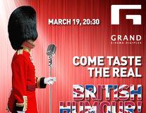 La Grand Cinema Digiplex te bucuri de umorul britanic