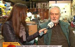 """Ion Coteanu, tatăl Marijuanei: """"Dana delirează, spune că l-a cunoscut pe Iisus"""""""