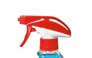 Ajax Glass Cleaner Triple Action