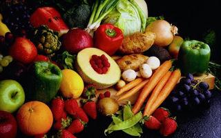 """Campania """"5 porţii de legume, fructe sau suc"""""""